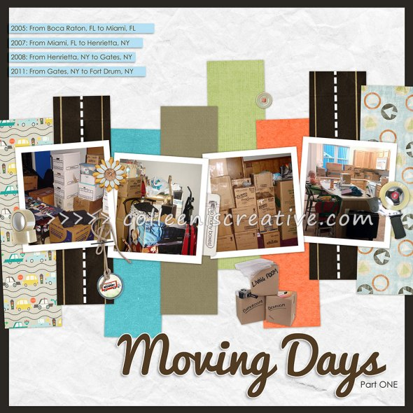 Moving Days