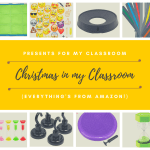 Christmas in my Classroom Graphic