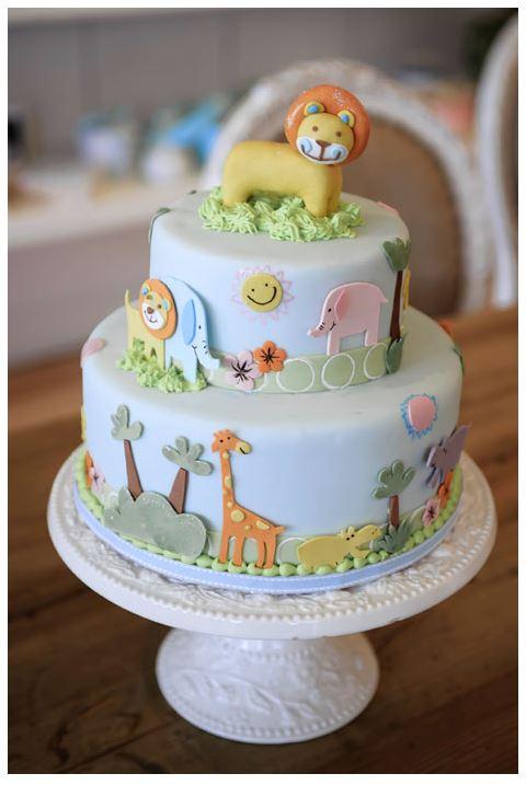 Safari Baby Shower Cake For Boy : safari, shower, Safari, Shower, Ideas:, Cute,, Creative, Easy!, Colleen, Michele