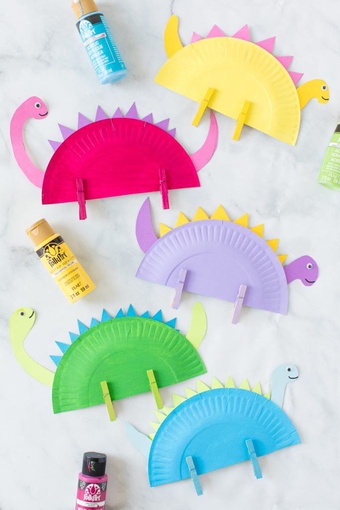 dinosaur party activities