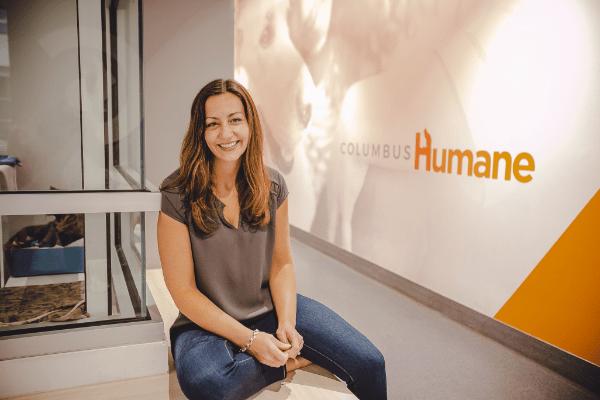 Rachel Finney, CAWA, Columbus Humane
