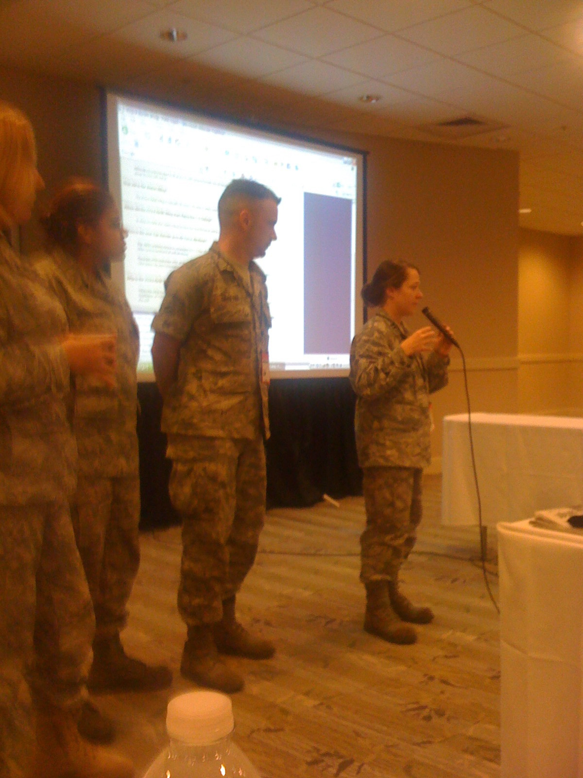 The Air Force & social media: PodCamp 3.0