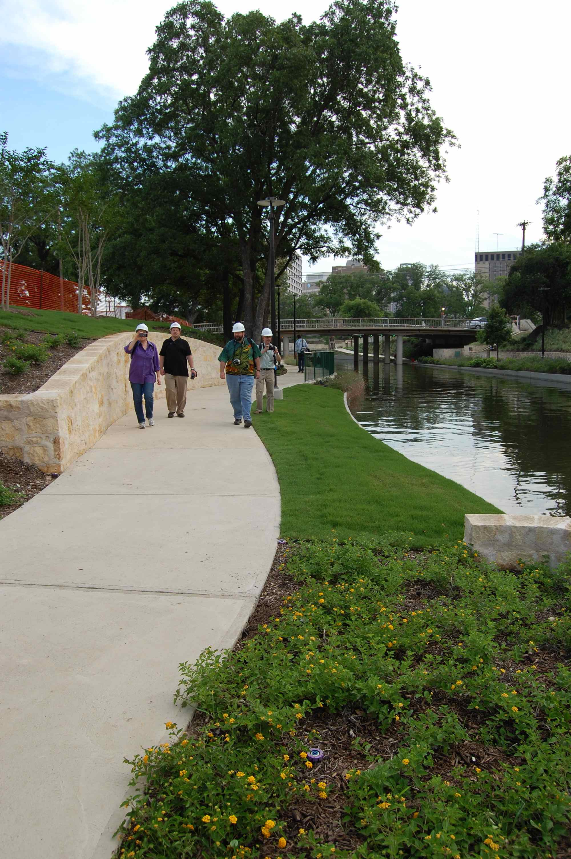 San Antonio River Walk Museum Reach Expansion