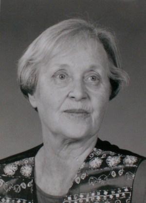 Colleen Thibaudeau, 1925-2012 (Photo by Diane Thompson,1997)