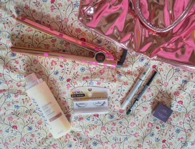 ulta haul chi hair straightener rose gold frederic fekkai smoothing shampoo