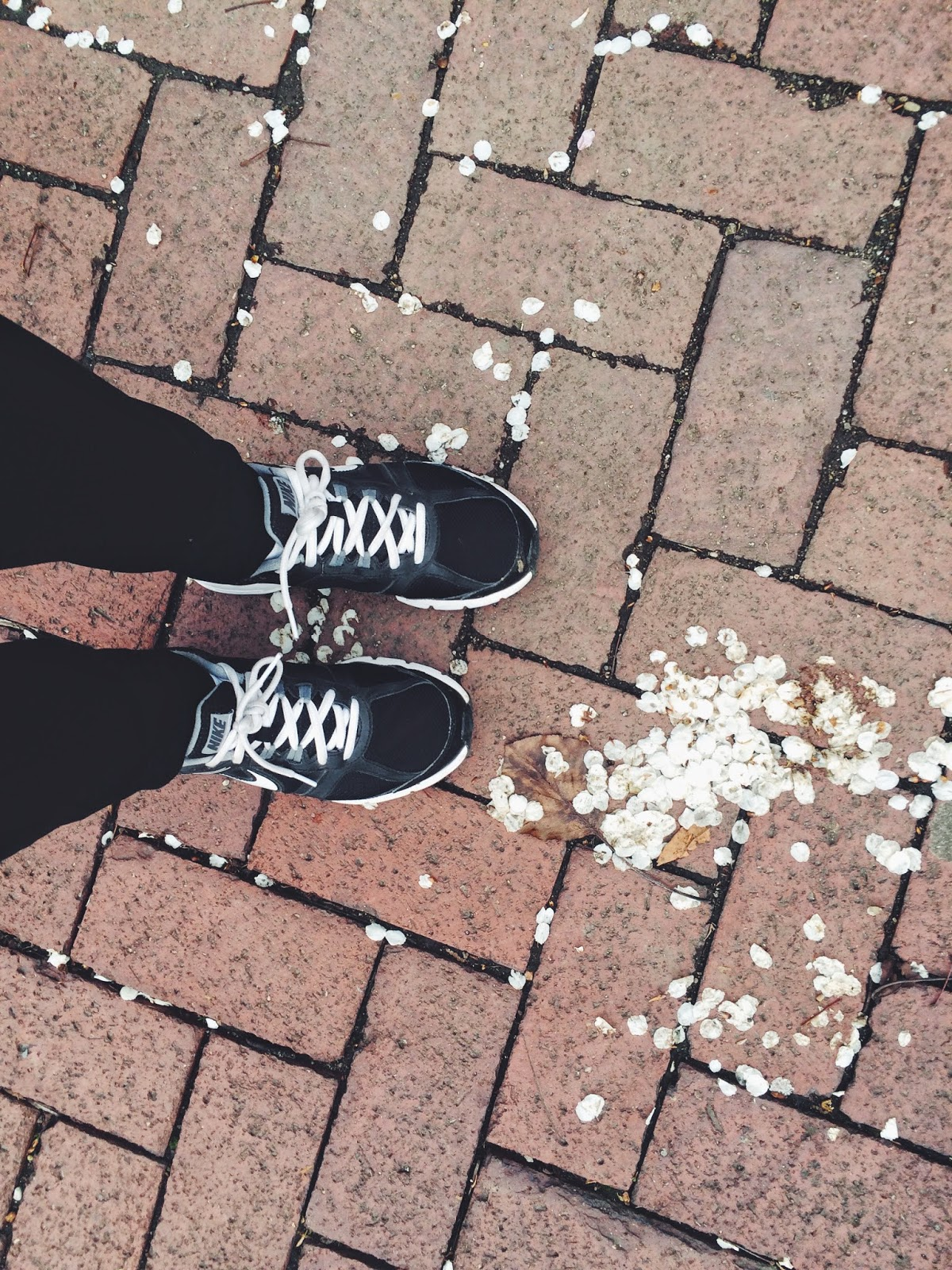 WALKING FOR FITNESS + GIVEAWAY ANNOUNCEMENT