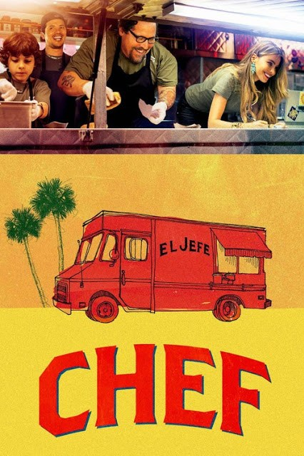 chef movie 2014 poster