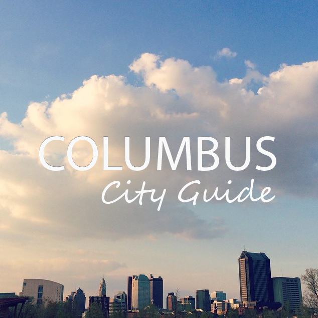 COLUMBUS, OHIO CITY GUIDE