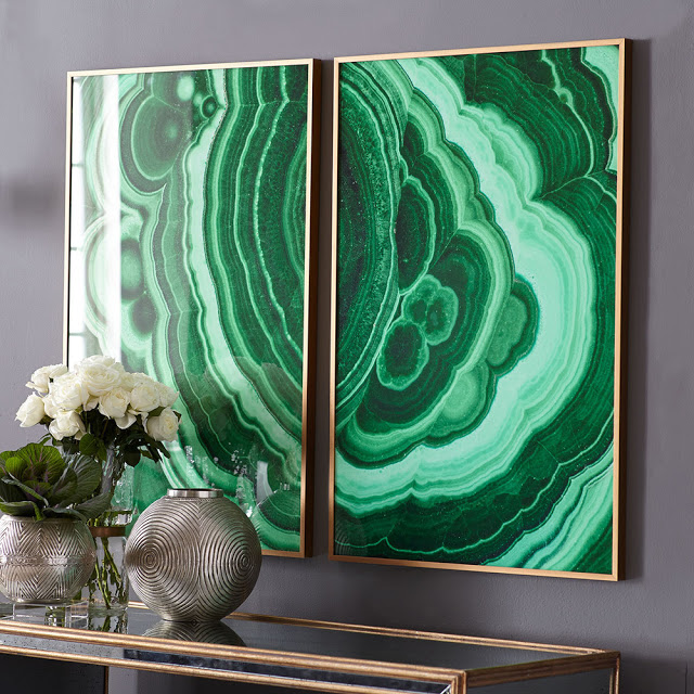 bedroom inspiration malachite wall art paintings design emerald green inspiration coocoo for coco