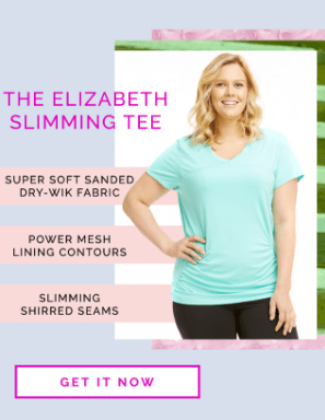 Plus Size Email Feature