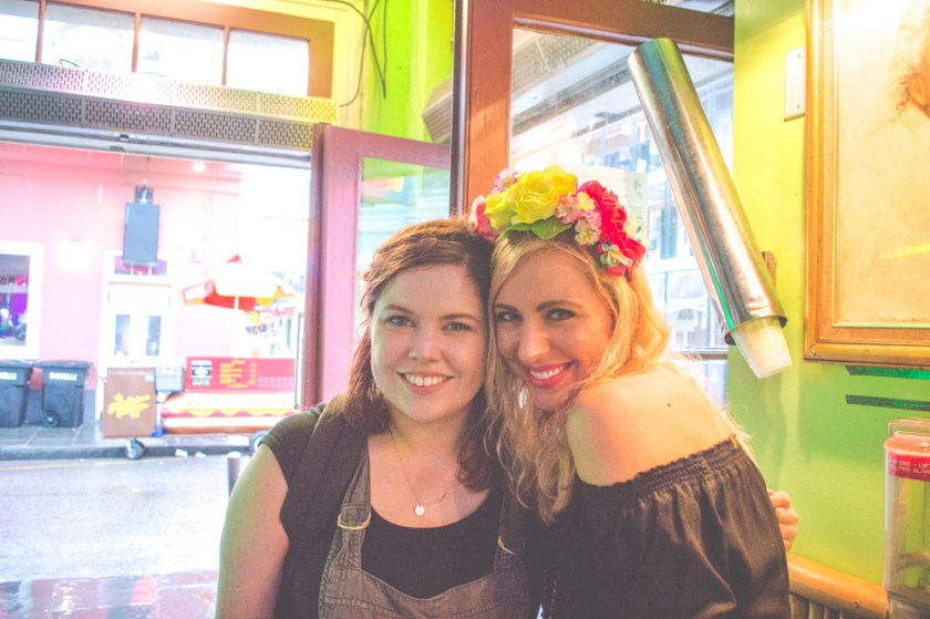 Bourbon Street New Orleans Tropical Bachelorette
