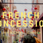 SHANGHAI FRENCH CONCESSION: WHERE I ATE THE WEIRDEST THING EVER