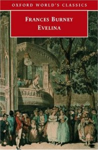 7 BEST BEACH READS FOR YOUR SUMMER VACATION - Evelina by Fanny Burney
