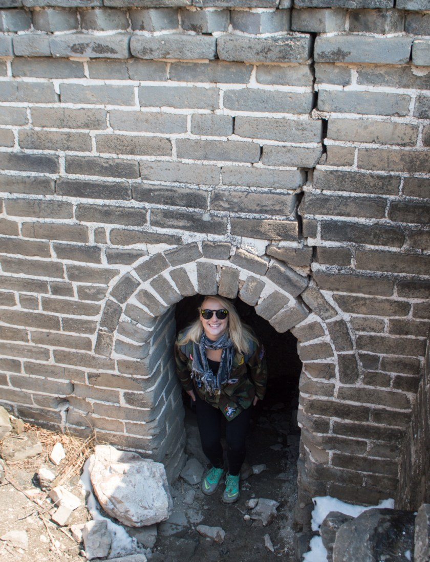 Exploring the Great Wall of China | ColleenWelsch.com