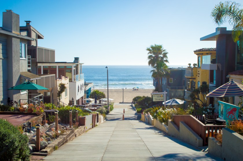 Los Angeles Beach Guide: Manhattan Beach