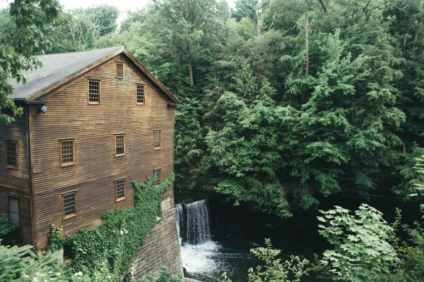 Mill Creek Park: Lanterman's Mill