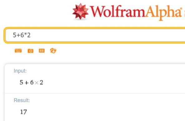 Check answers on WolframAlpha