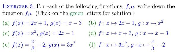 Functions - Plymouth University