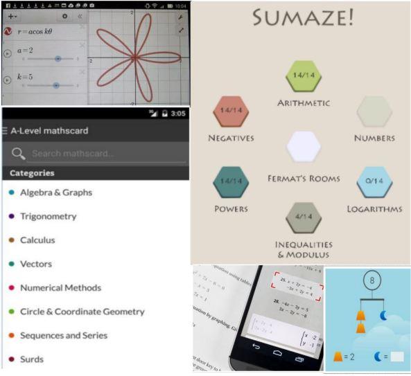 Apps - Mathematics