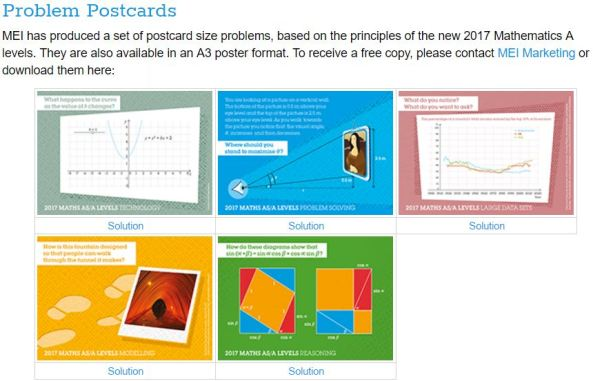 MEI Postcards