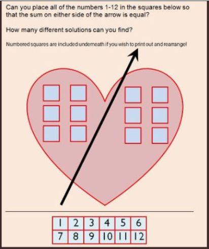 OCR Valentine Puzzle