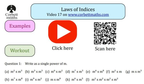 Corbett Maths
