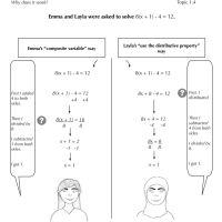Compare & Discuss/Multiple Strategies