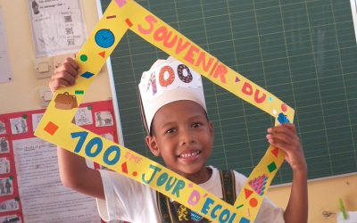 Fête des 100 jours d'école