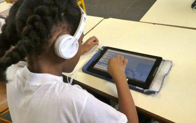 CPA – Utilisation d'une tablette en autonomie