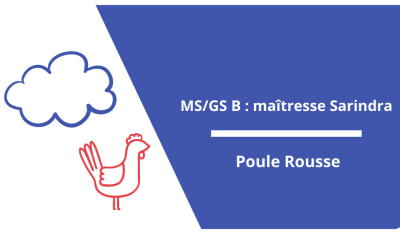 Conte :  Poule Rousse ( MS/GSB )