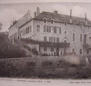 Le collège dans les années 1930
