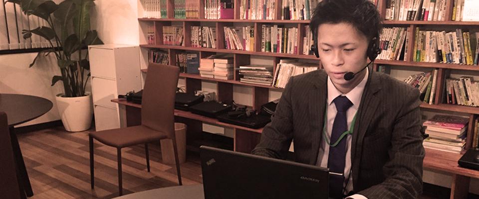 人材業界のテレアポからメーカー営業に挑戦する25歳男性