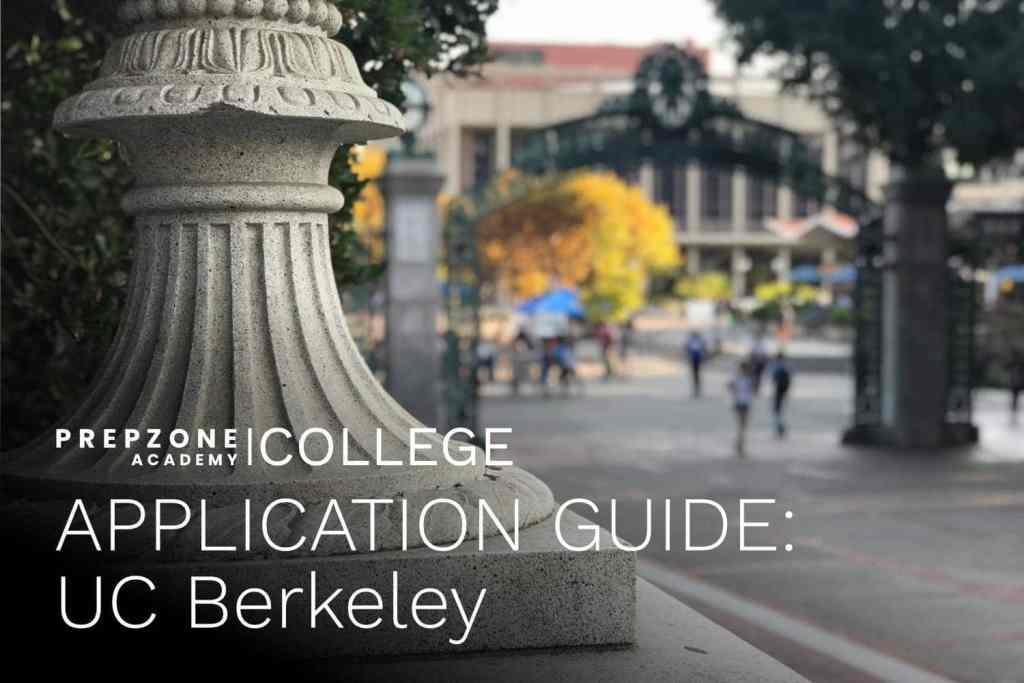 Application Guide - UC Berkeley