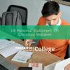 UK Personal Statement 101: 3 Common Mistakes | Prep Zone Academy