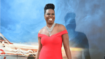 Someone Hacked Leslie Jones' Website & Posted Nude Photos & Personal Information