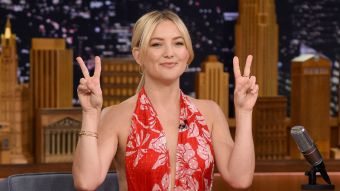 Is Kate Hudson Dropping an Album?