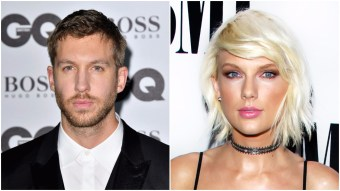Calvin Harris Apologizes To Taylor Swift For Those Mean Tweets