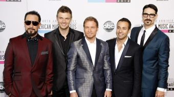 Backstreet's Back With A New Radio Show