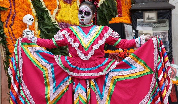 Day of the Dead Halloween tradition history