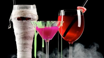 6 Drinks You'll Definitely Want at Your Next Halloween Party