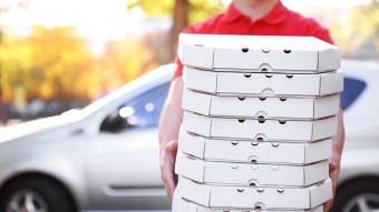Best Grandson Ever Orders Pizza Delivery to Make Sure His Grandma's OK