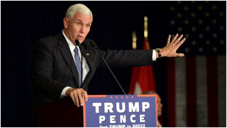 Mike Pence and 'Hamilton' Musical