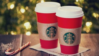 Say Hello To Starbucks' New Holiday Cups