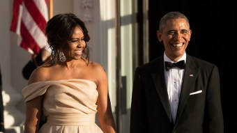 Happy Valentine's Day From The Definition Of #Goals, Barack & Michelle Obama