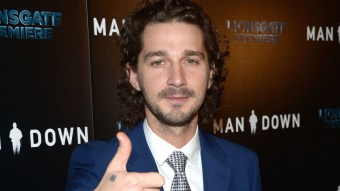Shia LaBeouf Was Arrested Last Night Live On Camera After Getting In A Fight With A Protester