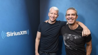 We Are 100% Here For Anderson Cooper & Andy Cohen's Bromance