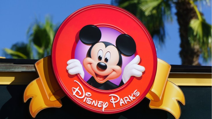 Disney Parks Mickey Mouse logo