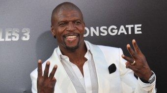Terry Crews Gave A Woman Permission To Use His Face On A Debit Card & We're Cackling