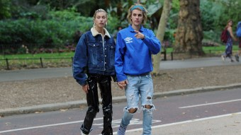 Justin Bieber Serenaded Hailey Baldwin In The Streets Of London