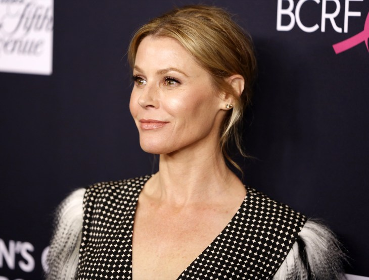 Julie Bowen at the Women's Cancer Research Fund 2018